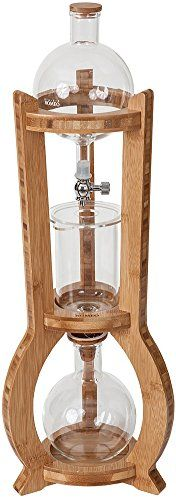 Special Offers - Café Romeo Healing Tears 6 Cup Bamboo Frame Cold Water Drip Brew Dutch Coffee Maker - In stock & Free Shipping. You can save more money! Check It (April 17 2016 at 09:51AM) >> http://standmixerusa.net/cafe-romeo-healing-tears-6-cup-bamboo-frame-cold-water-drip-brew-dutch-coffee-maker/