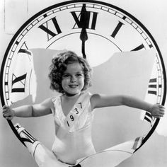Shirley Temple, 'Riccioli d'oro' di Hollywood