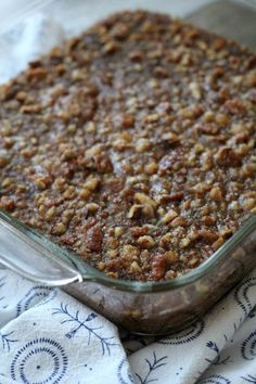 Make our Low Carb Pumpkin Crisp this holiday season for a delicious and keto-friendly dessert! This has tons of flavor and still stays within your macros!