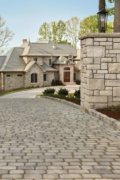 Transform your driveway with the Villagio permeable paver. Learn more here!