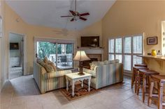 VRBO.com #849552 - Summer Rates Reduced**Great Family Home Centrally Located in Carolina Place -Sea Pines