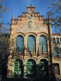 Barcelona Tarrasa Escola d'Enginyeria
