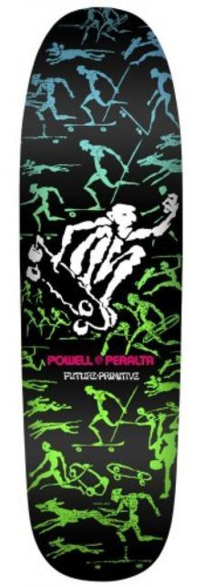 This Future Primitive deck by Powell just makes me laugh XD Skate Decks, Skateboard Decks, New Skate, Flight Deck, Surfboard, Skateboards, Sports, Concave, Future