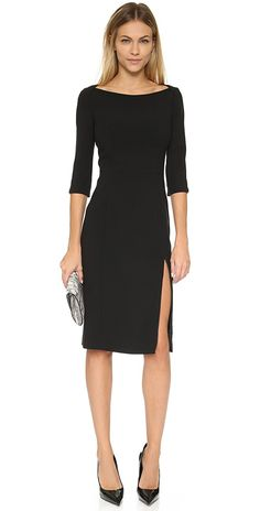 f4e0d390 Black Halo Marissa Sheath Dress | SHOPBOP Little Black Dress Outfit, Black  Dress Outfits,
