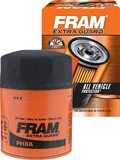 FRAM PH8A Extra Guard Passenger Car Spin-On Oil Filter #FRAM #Extra #Guard #Passenger #Spin #Filter