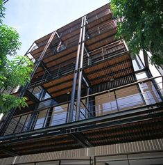 Edificio de viviendas Cuba 3138 – ARQA
