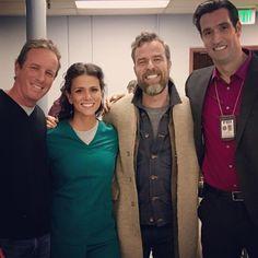 "Melissa Ponzio (@melissaponzio1) on Instagram: ""BTS #TeenWolf ::: Ship??! #MamaMcCall has a #FLEET!!! ;) @ianbohen was shooting a movie at the…"" Teen Wolf Mtv, Teen Wolf Stiles, Teen Wolf Cast, Melissa Mccall, Scott Mccall, Peter Hale, Netflix, Roman Godfrey, Dylan Sprayberry"
