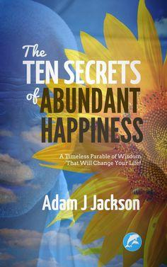 New English Language Editions of The Ten Secrets – AdamJJackson