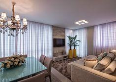 Oi pessoal!! Eu tenho buscado cada vez mais mostrar apartamentos e casas brasileiras. Então, os projetos são de escritórios nacionais ta...