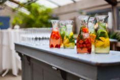 Aarde wateren: De Kort Catering (locatie Orangerie Domaine Heerstaayen)