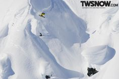 Blair Habernicht PHOTO: Andy Wright | Wallpaper Wednesday: What's better than big,natural…drops! | TransWorld SNOWboarding