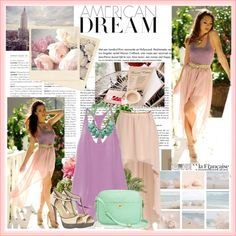 """pastel"" by havatoska ❤ liked on Polyvore"