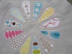 BSPDU - November - Circles for Kristy No 1 Close Up