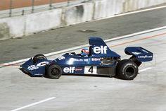 Patrick Depaller, #4 Tyrrell-Ford 007