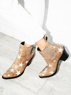 Reach For The Stars Ankle Boot from Free People!