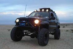 Sickk Kj Front Per 2005 Jeep Liberty Sport Mods
