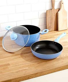 Speckled Nonstick Cookware