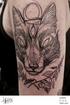 Nomi Chi - Wolf   Third Eye