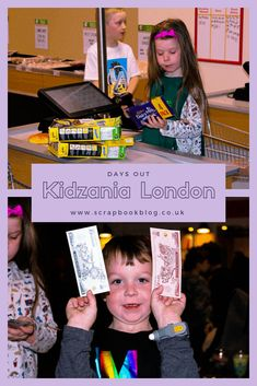 Kidzania London Review - an indoor city for #kids to #roleplay and learn about jobs in a safe environment