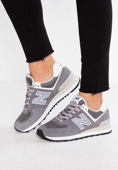 New Balance WL574 - Zapatillas - castlerock - Zalando.es New Balance  Sneakers e9b817d810
