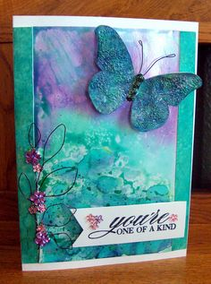 Lily Pad Chipboard Challenge
