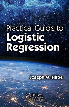 [Free eBook] Practical Guide to Logistic Regression Author Joseph M. Binomial Distribution, Null Hypothesis, Health Economics, Kindle, Logistic Regression, Regression Analysis, Linear Regression, P Value, Degrees Of Freedom