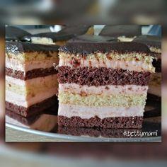 Méteres kalács kocka formában | Betty hobbi konyhája Hungarian Recipes, Winter Food, Sweet Life, Coffee Cake, Vanilla Cake, Bakery, Cheesecake, Food And Drink, Sweets