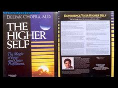 The Higher Self: The Magic of Inner and Outer Fulfillment by Deepak Chopra