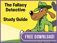 Fallacy Detective Study Guide Free Download
