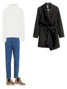 """""""18"""" by fancywan on Polyvore featuring Boohoo, Barneys New York and Chloé"""