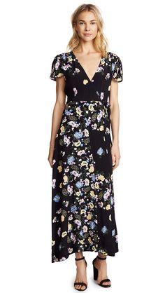 70760d8f7 23 Best Tie / Wrap Dress images | Wrap Dress, Wrap dresses, Women's ...