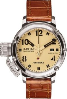 U-BOAT 7227 Chimera Steel 43 limited edition watch