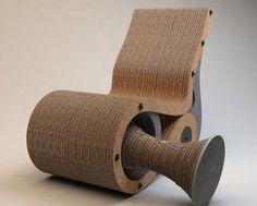 Cardboard furniture Combo ~ designcombo