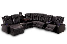 Seatcraft Home Theater Seating Series, Media Room Chairs Online