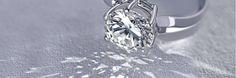 Informasi lengkap mengenai berlian. Harga berlian. Berlian berwarna. Panduan membeli cincin berlian.