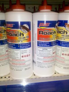 DIY Help How to Get Rid of / Kill Cockroach / roach / roaches Infestation for under $100: 7 step guide to do it yourself