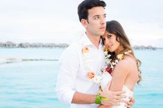 Destination wedding, Four Seasons Resort Bora Bora.
