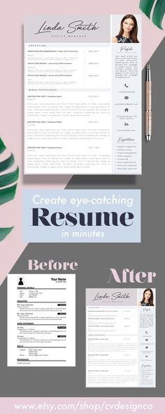 Pin by Yarden Waxman on Blogs Pinterest Resume cover letter