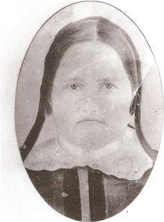 Obediah Smith's mother - Mary Elizabeth COX