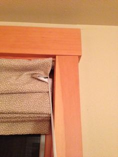 This is a really deep sill window trim pinterest for Cottage style interior trim