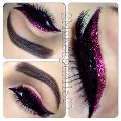 beautiful eyes #makeup
