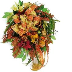 Fall beauty for your door this Autumn!
