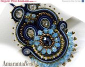 soutache on Etsy, a global handmade and vintage marketplace.
