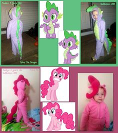 Easy My Little Pony Costume for Adults and Kids! | Pony, Costumes ...