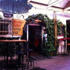 a favorite hideout. Kloster Keller, Meran