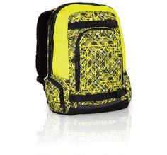 Plecak dla młodzieży w soczystym kolorze. Wyróżnij się z tłumu i bądź oryginalny :-)