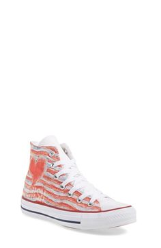 4a42e4feaed2 Converse Chuck Taylor® All Star®  Cherish  High Top Sneaker (Little Kid