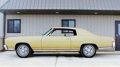 1970 Chevrolet Monte Carlo 350 CI, Well Documented presented as lot at Kansas City, MO 2016 - My Dream Car, Dream Cars, 70s Cars, Chevrolet Monte Carlo, Parts Catalog, Spring 2016, Kansas City, Cool Cars