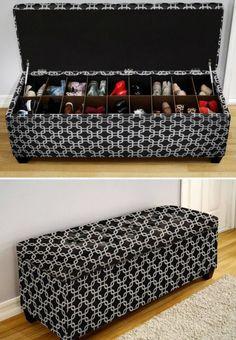 Shoe storage-I think