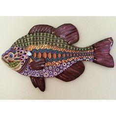 Zentangle Sunfish